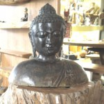 boudha bust