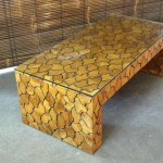 Puzzle coffe table